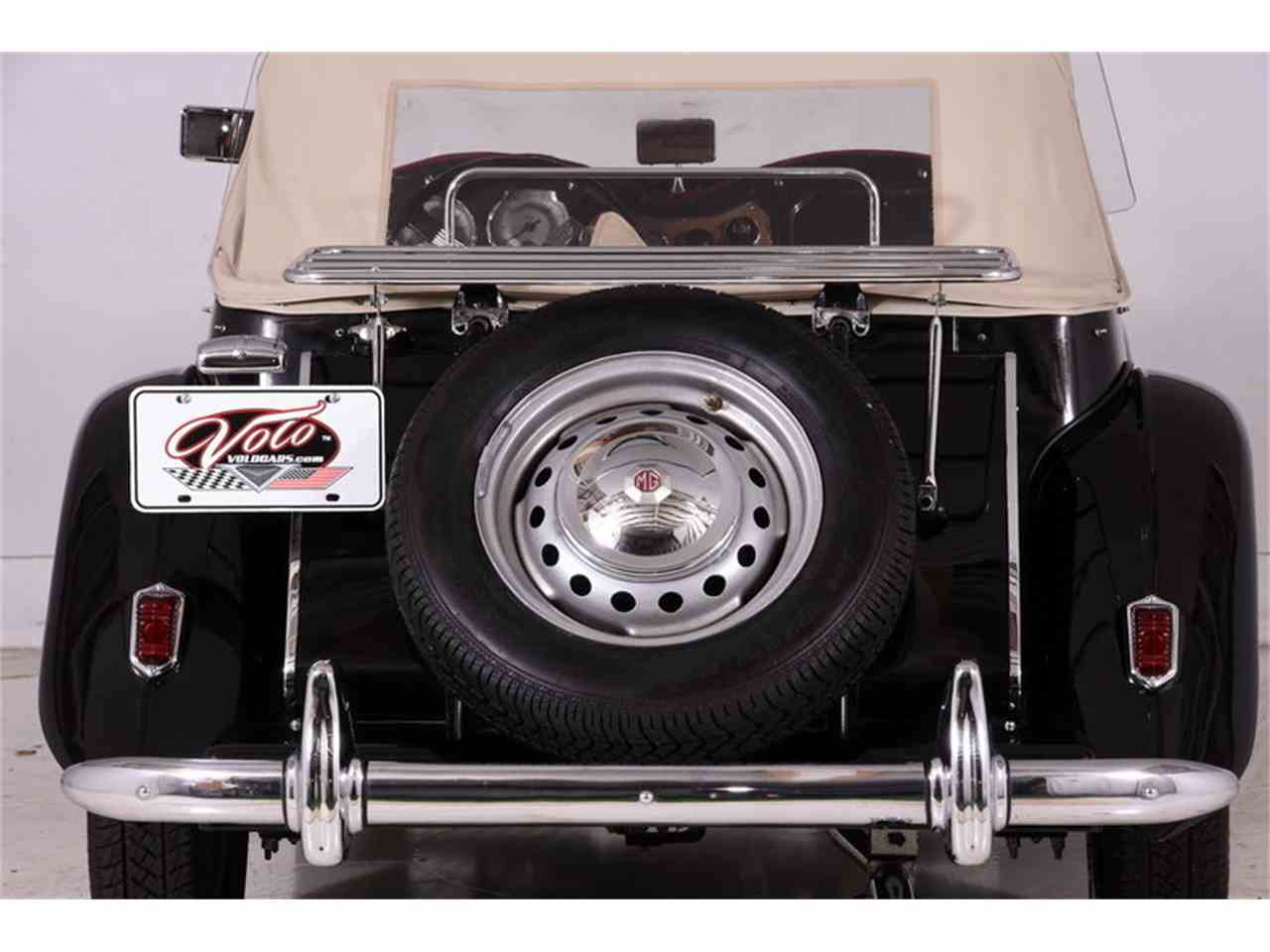 Large Picture of Classic '52 TD located in Illinois Offered by Volo Auto Museum - M8EW
