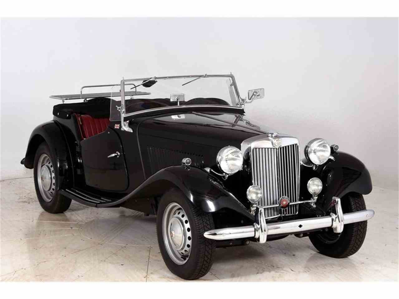 Large Picture of Classic '52 MG TD located in Illinois - M8EW