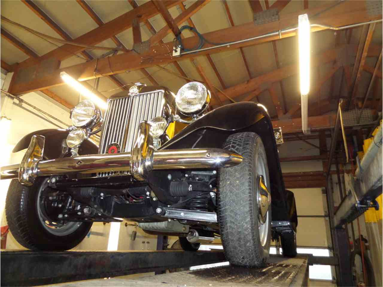 Large Picture of Classic 1952 MG TD located in Volo Illinois - $34,998.00 - M8EW