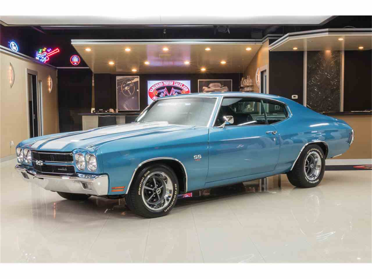 Large Picture of Classic 1970 Chevrolet Chevelle located in Plymouth Michigan - M8F5