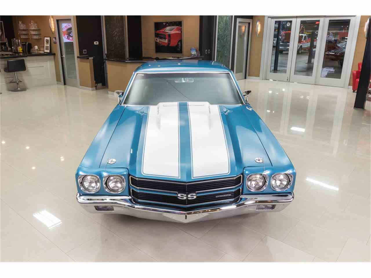 Large Picture of Classic 1970 Chevelle located in Michigan - M8F5