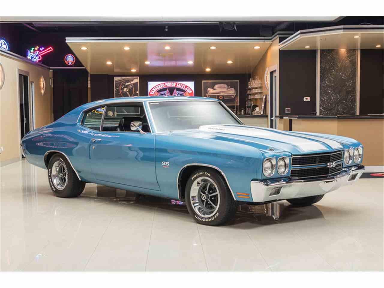 Large Picture of '70 Chevelle Offered by Vanguard Motor Sales - M8F5