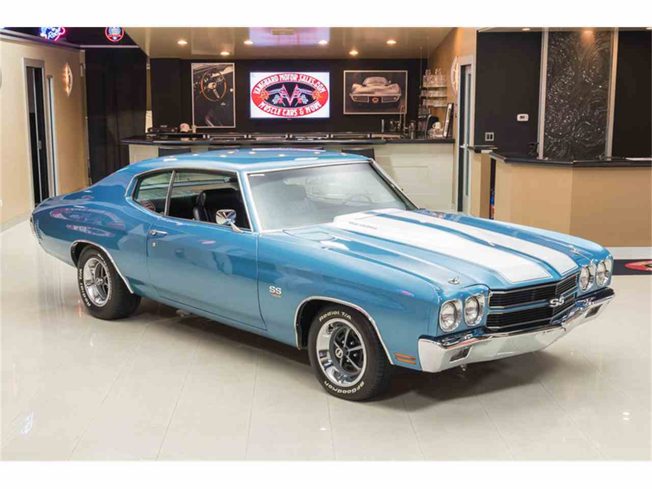 Large Picture of Classic 1970 Chevelle located in Plymouth Michigan - M8F5