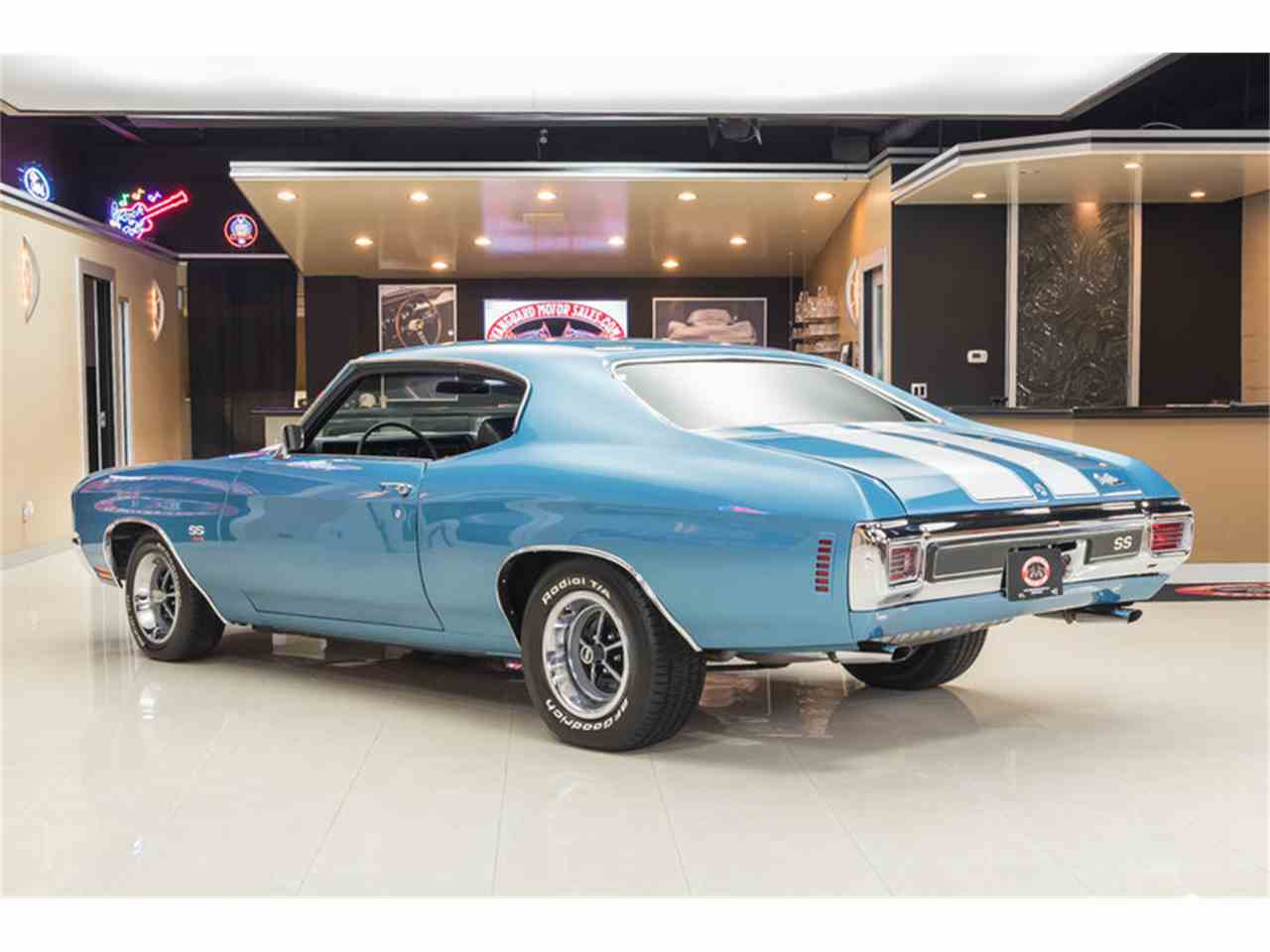 Large Picture of 1970 Chevelle Offered by Vanguard Motor Sales - M8F5
