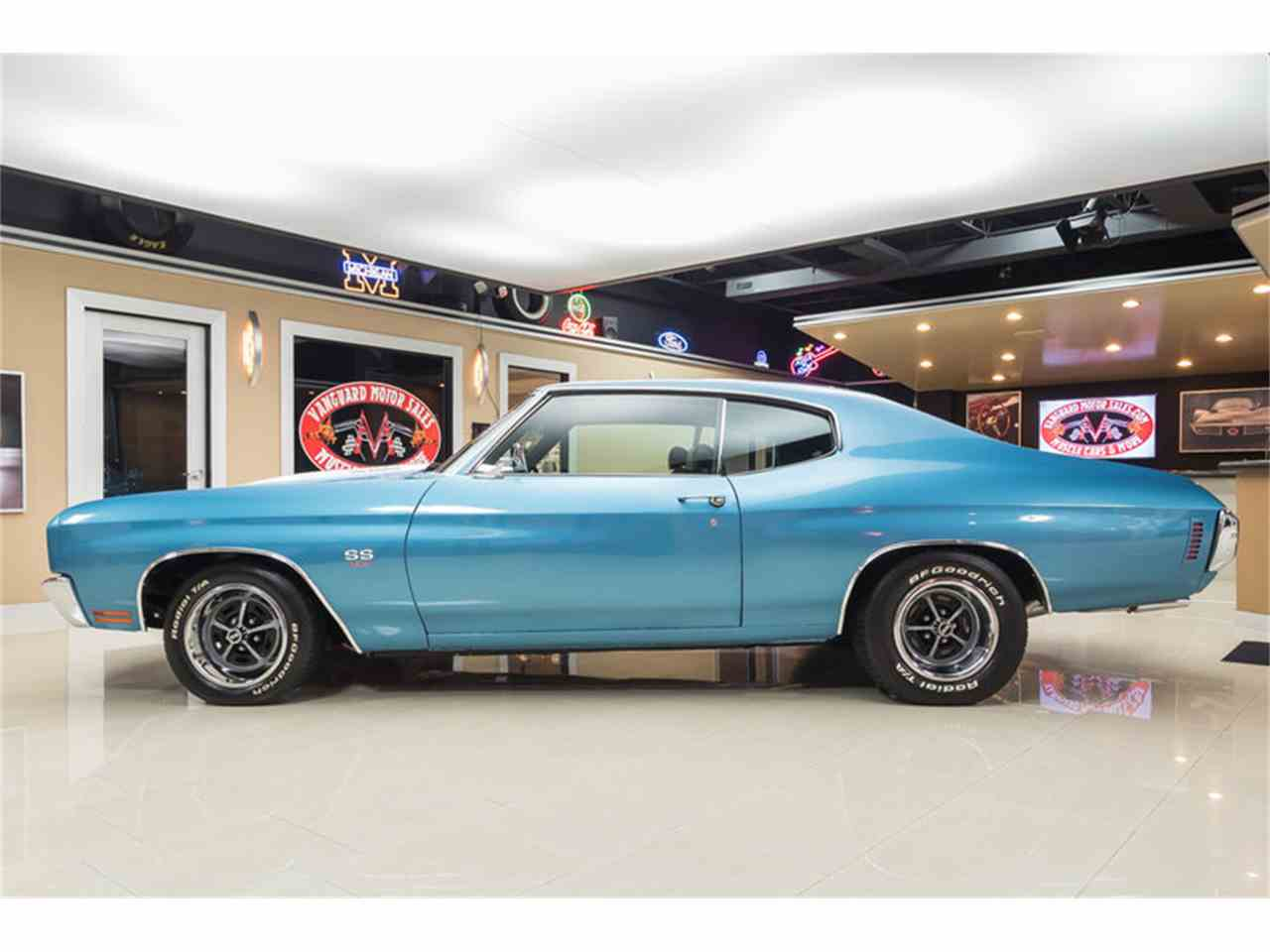 Large Picture of 1970 Chevelle located in Plymouth Michigan - M8F5