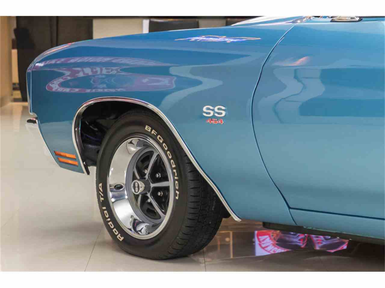 Large Picture of Classic '70 Chevrolet Chevelle located in Michigan - M8F5