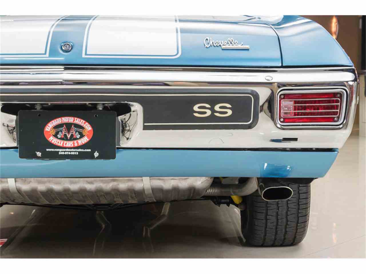 Large Picture of '70 Chevrolet Chevelle located in Michigan - $64,900.00 Offered by Vanguard Motor Sales - M8F5
