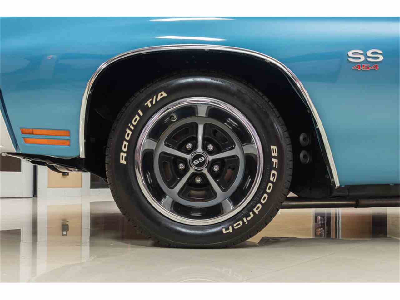 Large Picture of '70 Chevrolet Chevelle Offered by Vanguard Motor Sales - M8F5