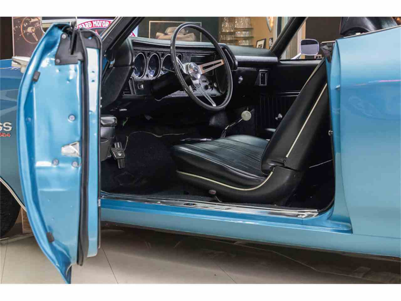 Large Picture of 1970 Chevelle located in Michigan Offered by Vanguard Motor Sales - M8F5