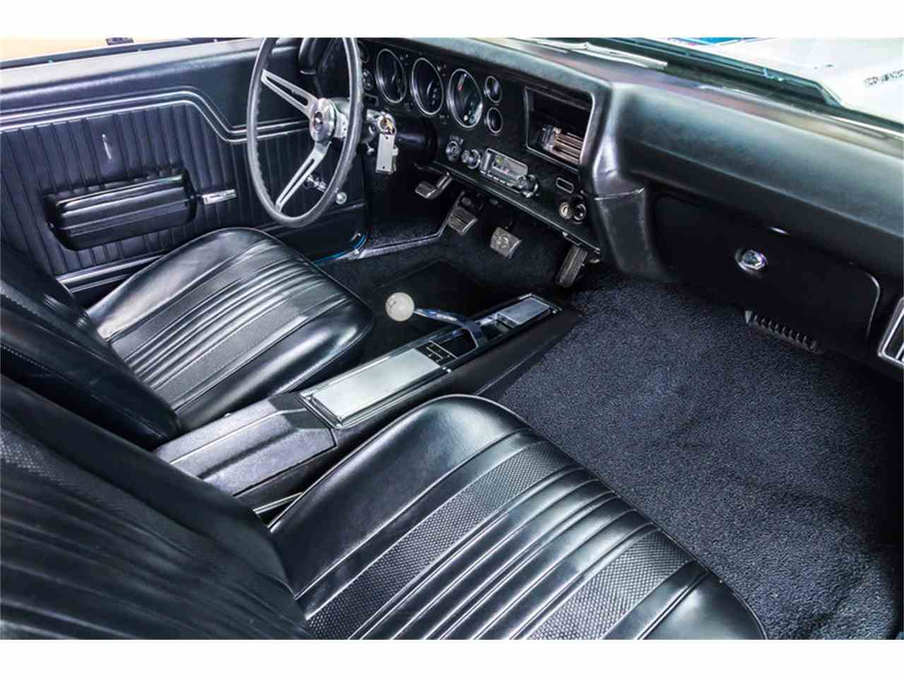 Large Picture of Classic '70 Chevelle located in Plymouth Michigan - $64,900.00 - M8F5