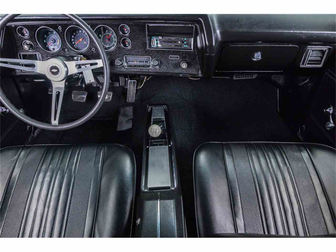 Large Picture of Classic '70 Chevrolet Chevelle located in Plymouth Michigan - $64,900.00 - M8F5