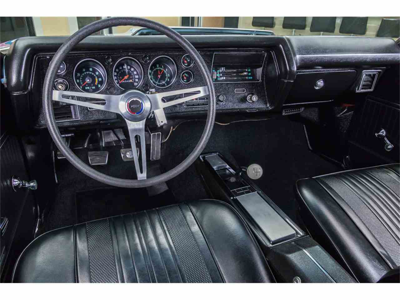 Large Picture of Classic '70 Chevelle located in Michigan Offered by Vanguard Motor Sales - M8F5