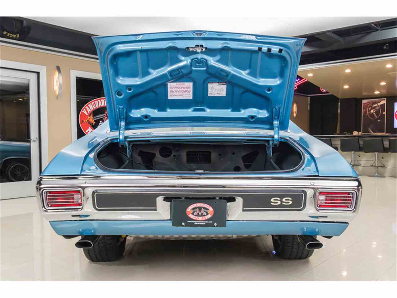 Large Picture of '70 Chevelle located in Plymouth Michigan - $64,900.00 Offered by Vanguard Motor Sales - M8F5