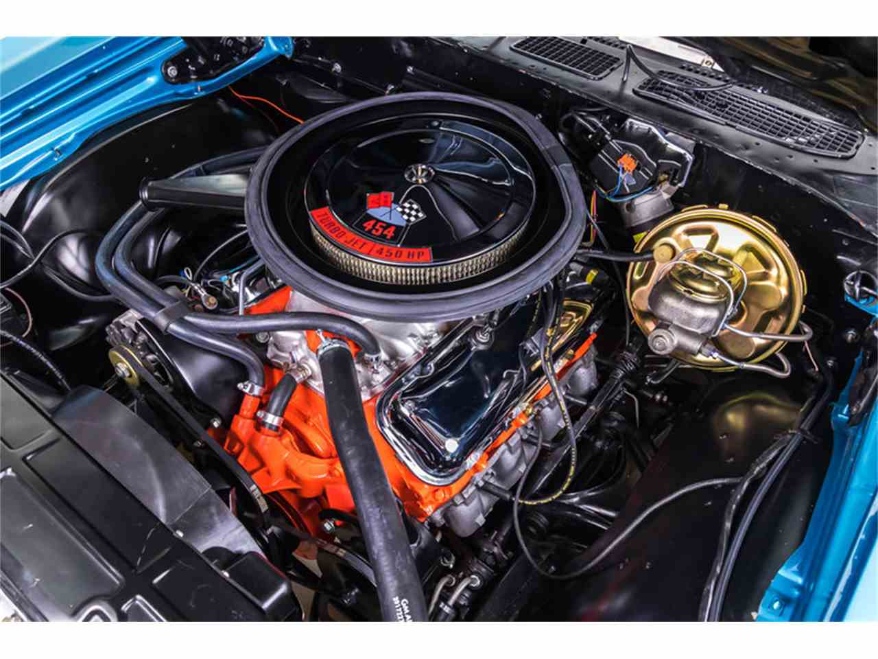 Large Picture of Classic 1970 Chevelle located in Plymouth Michigan - $64,900.00 Offered by Vanguard Motor Sales - M8F5