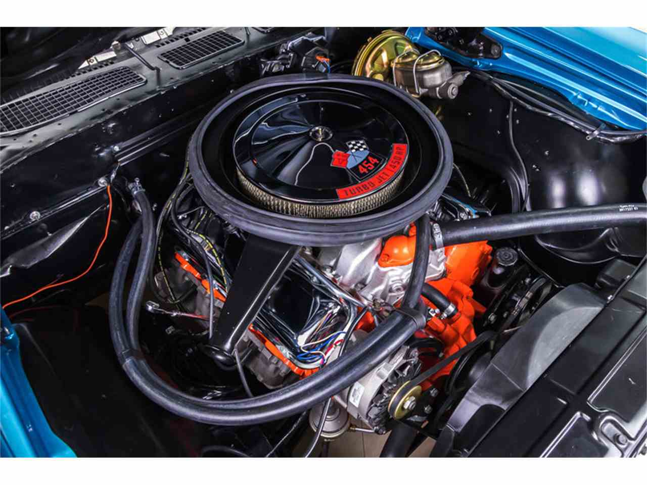 Large Picture of 1970 Chevelle - M8F5