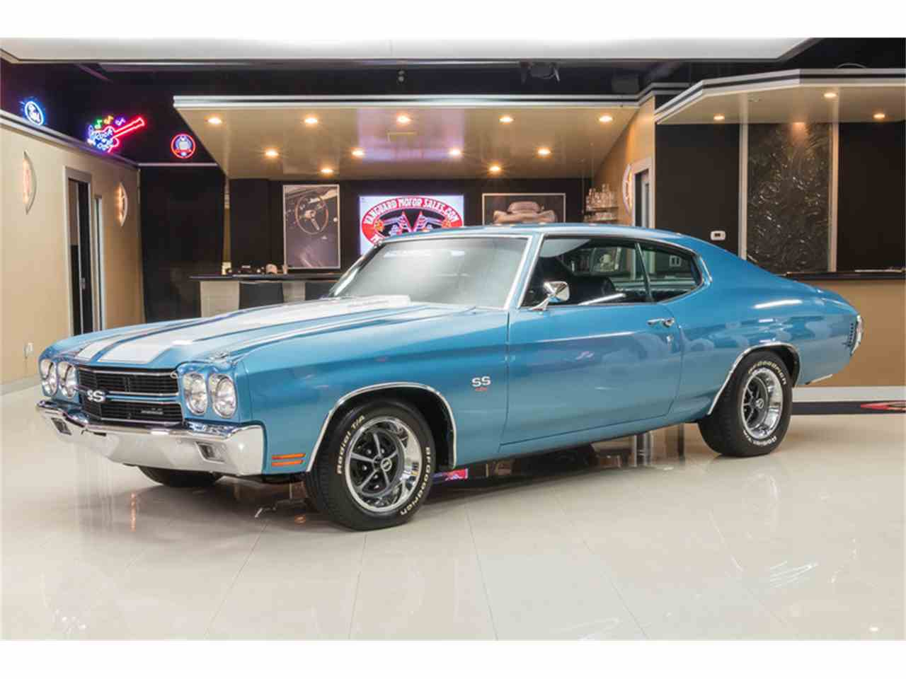 Large Picture of Classic '70 Chevrolet Chevelle - $64,900.00 Offered by Vanguard Motor Sales - M8F5