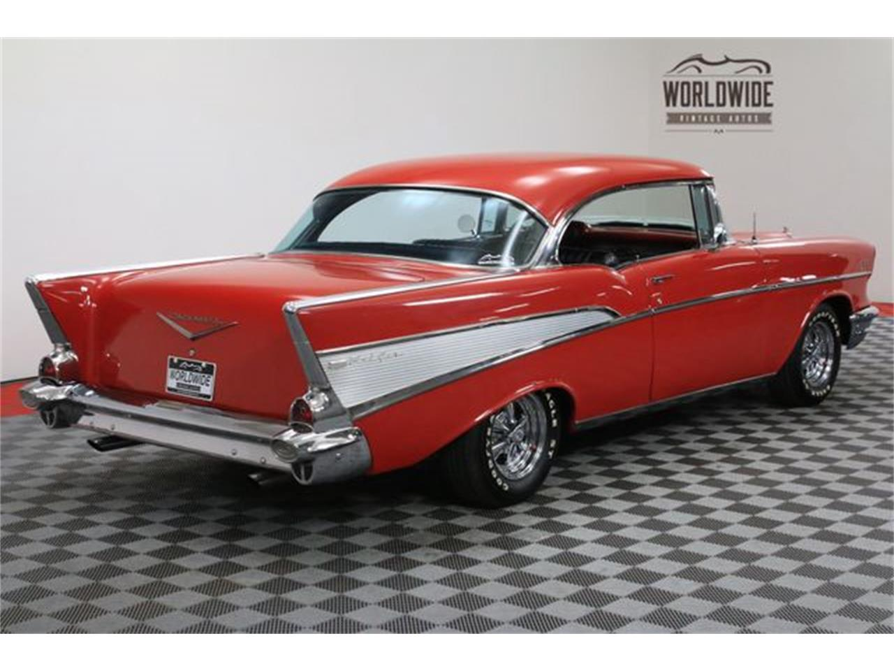 Large Picture of '57 Bel Air located in Denver  Colorado - $34,900.00 - M8GB