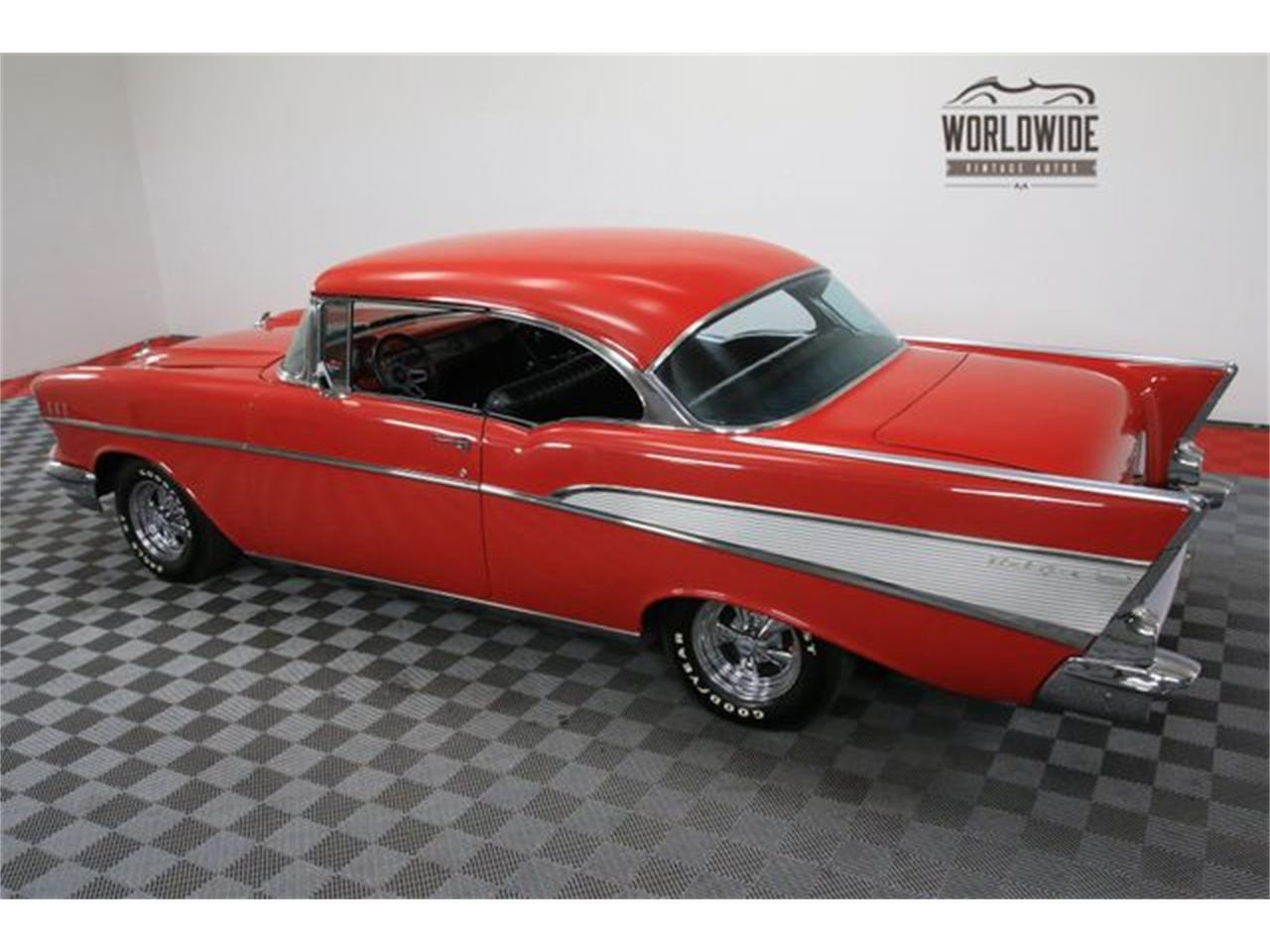 Large Picture of '57 Chevrolet Bel Air located in Colorado - $34,900.00 - M8GB