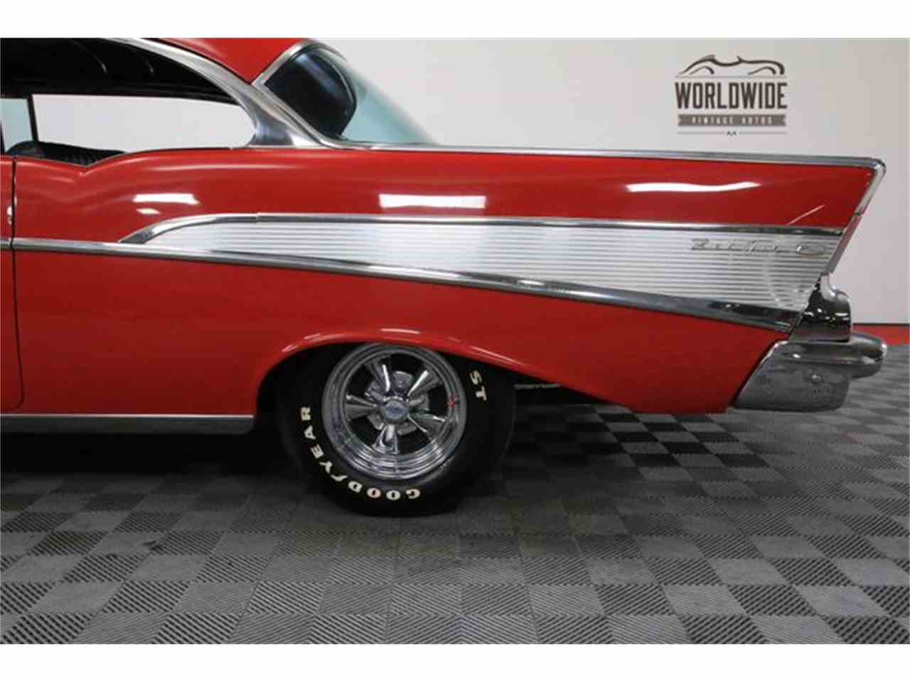 Large Picture of '57 Bel Air - M8GB