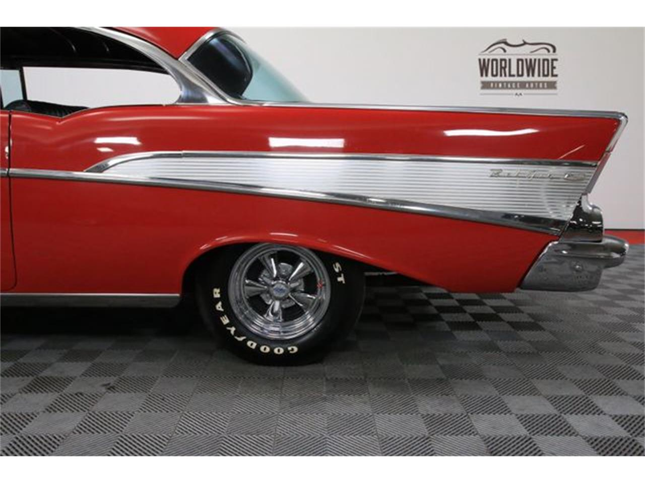 Large Picture of Classic '57 Bel Air located in Colorado - $34,900.00 Offered by Worldwide Vintage Autos - M8GB