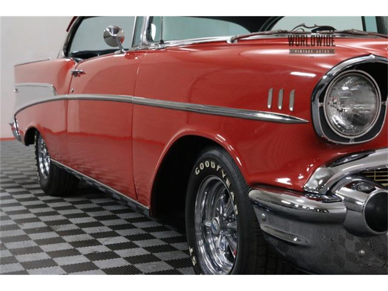 Large Picture of Classic 1957 Bel Air Offered by Worldwide Vintage Autos - M8GB