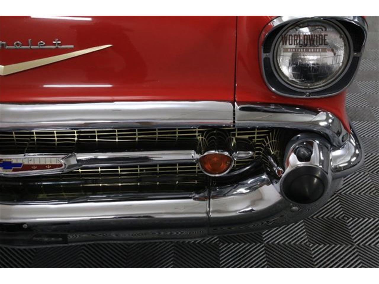 Large Picture of 1957 Chevrolet Bel Air Offered by Worldwide Vintage Autos - M8GB