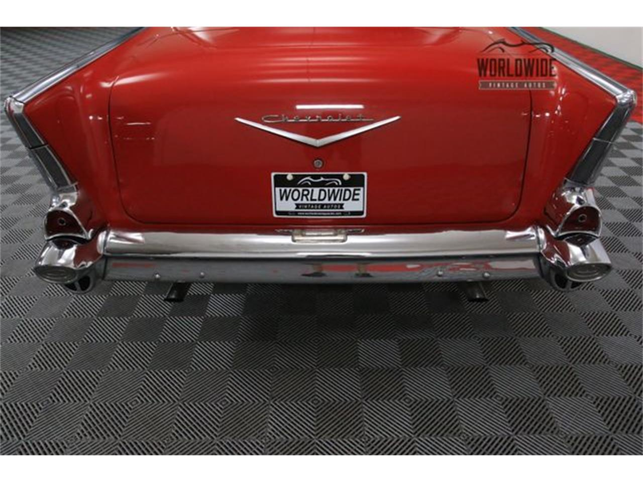 Large Picture of 1957 Chevrolet Bel Air - $34,900.00 - M8GB