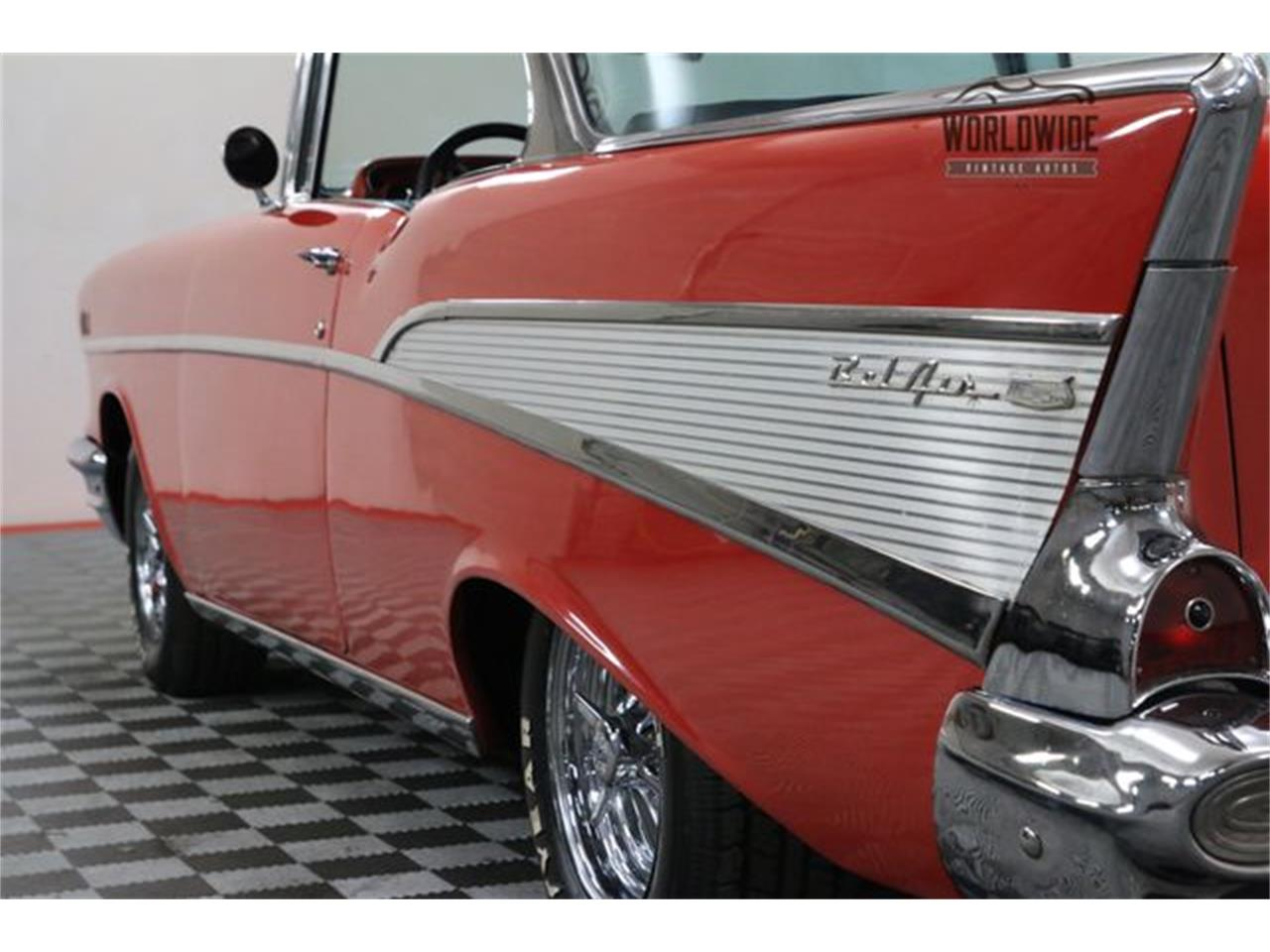 Large Picture of 1957 Bel Air - M8GB