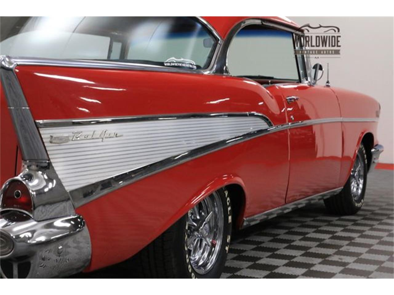 Large Picture of '57 Chevrolet Bel Air - M8GB