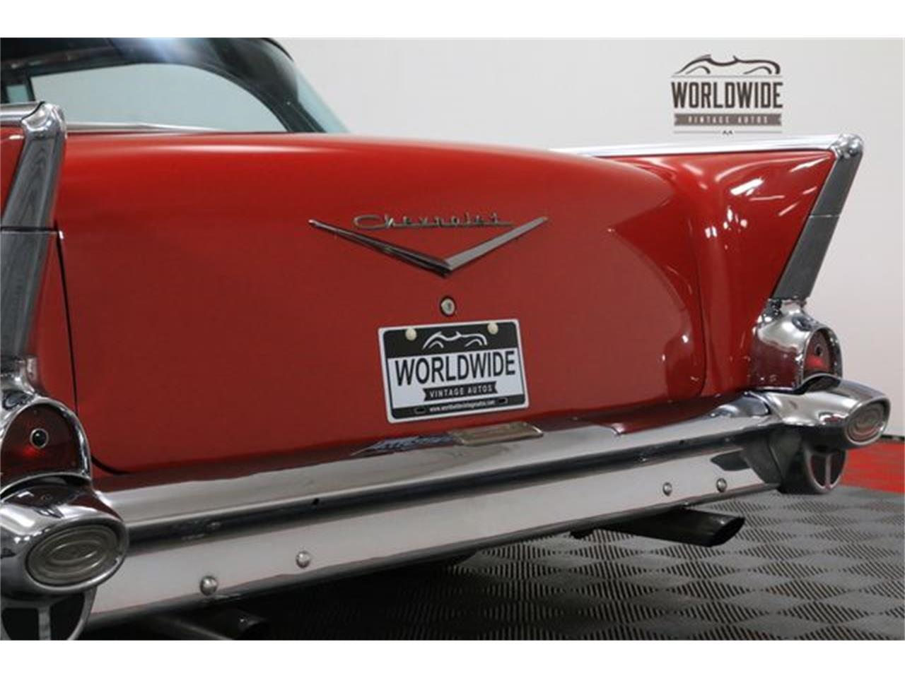 Large Picture of Classic 1957 Chevrolet Bel Air located in Colorado - M8GB