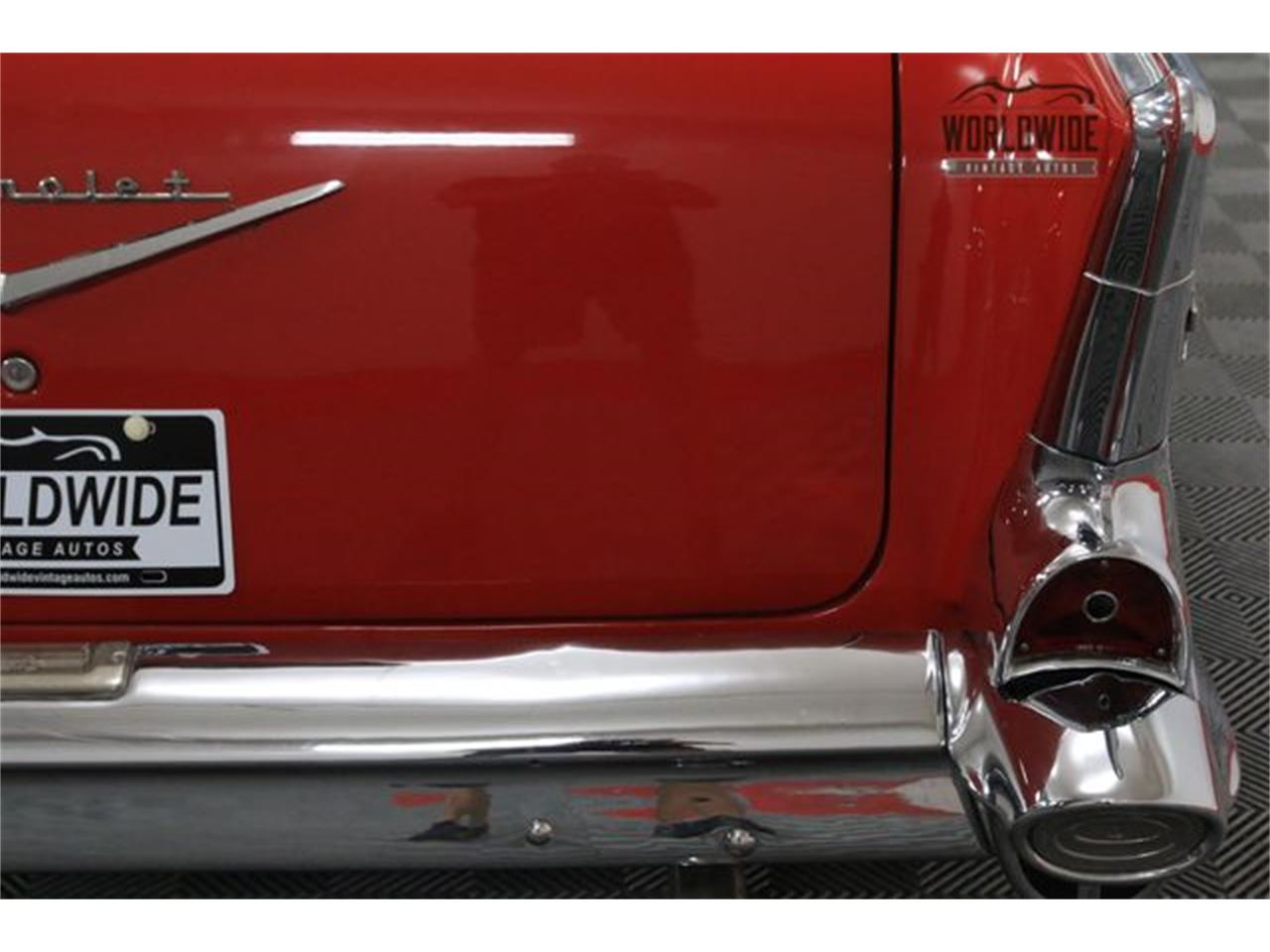 Large Picture of '57 Chevrolet Bel Air located in Denver  Colorado - $34,900.00 - M8GB