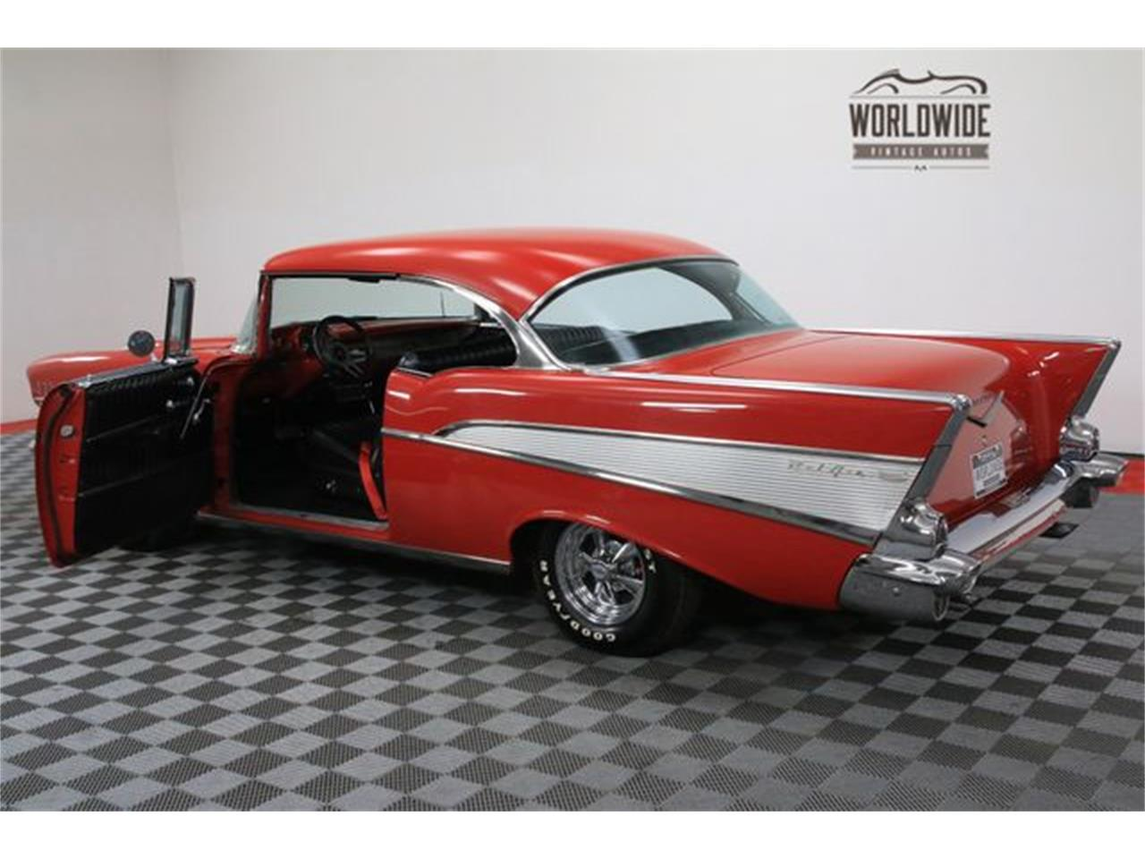 Large Picture of '57 Chevrolet Bel Air - $34,900.00 - M8GB