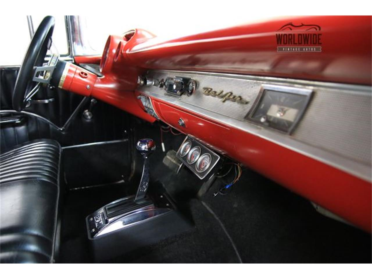 Large Picture of 1957 Bel Air located in Denver  Colorado - $34,900.00 Offered by Worldwide Vintage Autos - M8GB