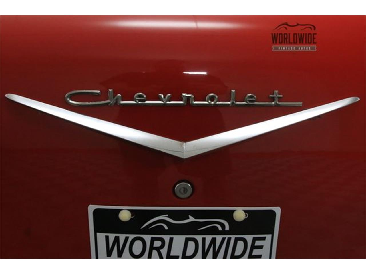 Large Picture of 1957 Bel Air located in Colorado - $34,900.00 Offered by Worldwide Vintage Autos - M8GB