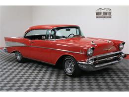 Picture of '57 Chevrolet Bel Air located in Denver  Colorado - $34,900.00 Offered by Worldwide Vintage Autos - M8GB
