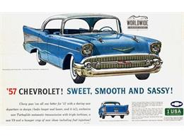 Picture of Classic 1957 Bel Air located in Colorado Offered by Worldwide Vintage Autos - M8GB