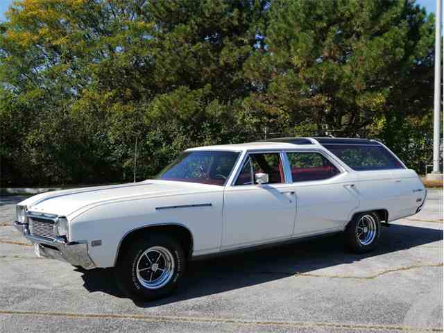 Picture of Classic '68 Buick Sport Wagon - $21,900.00 - M2T6