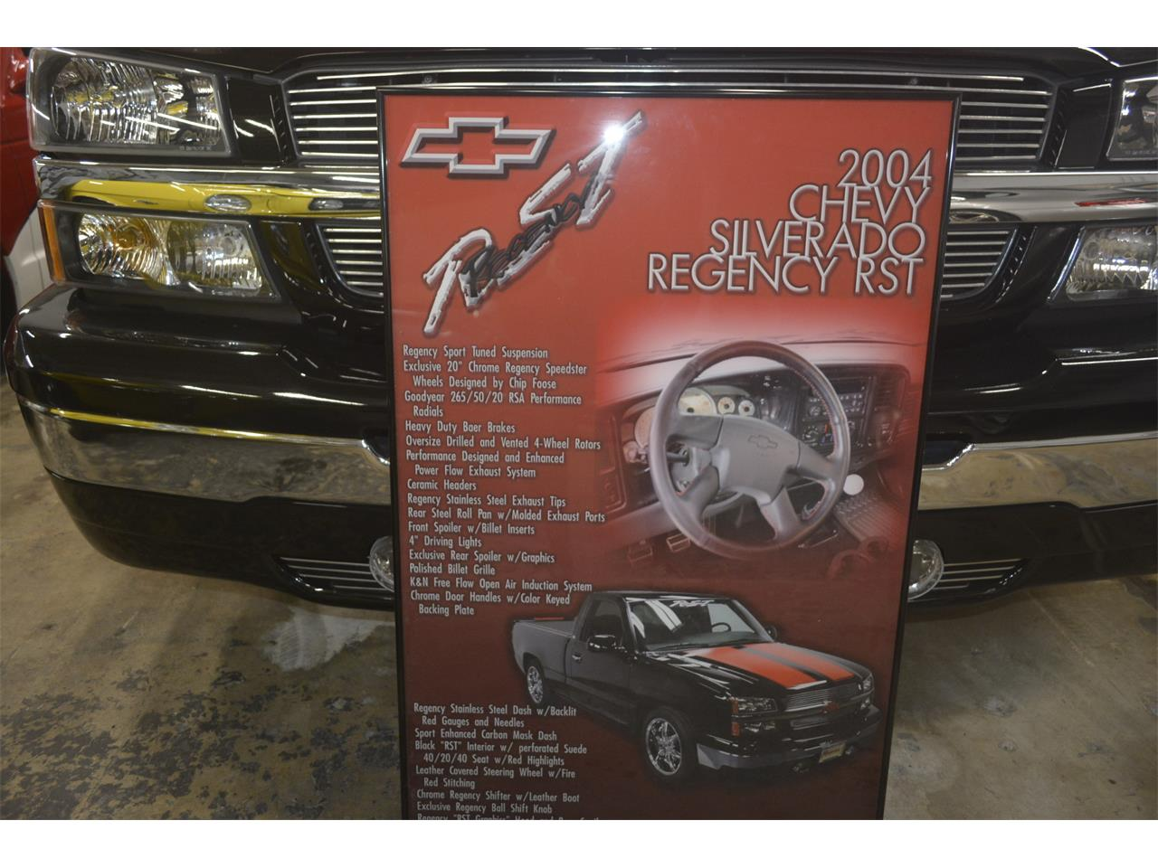 Large Picture of 2004 Chevrolet Regency - $32,500.00 - M8HC