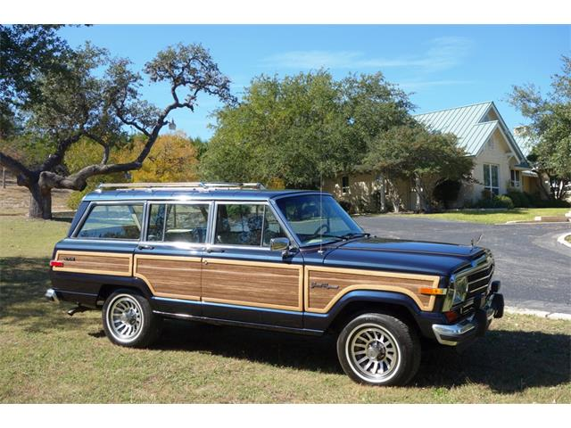 Picture of '89 Wagoneer - M8JV