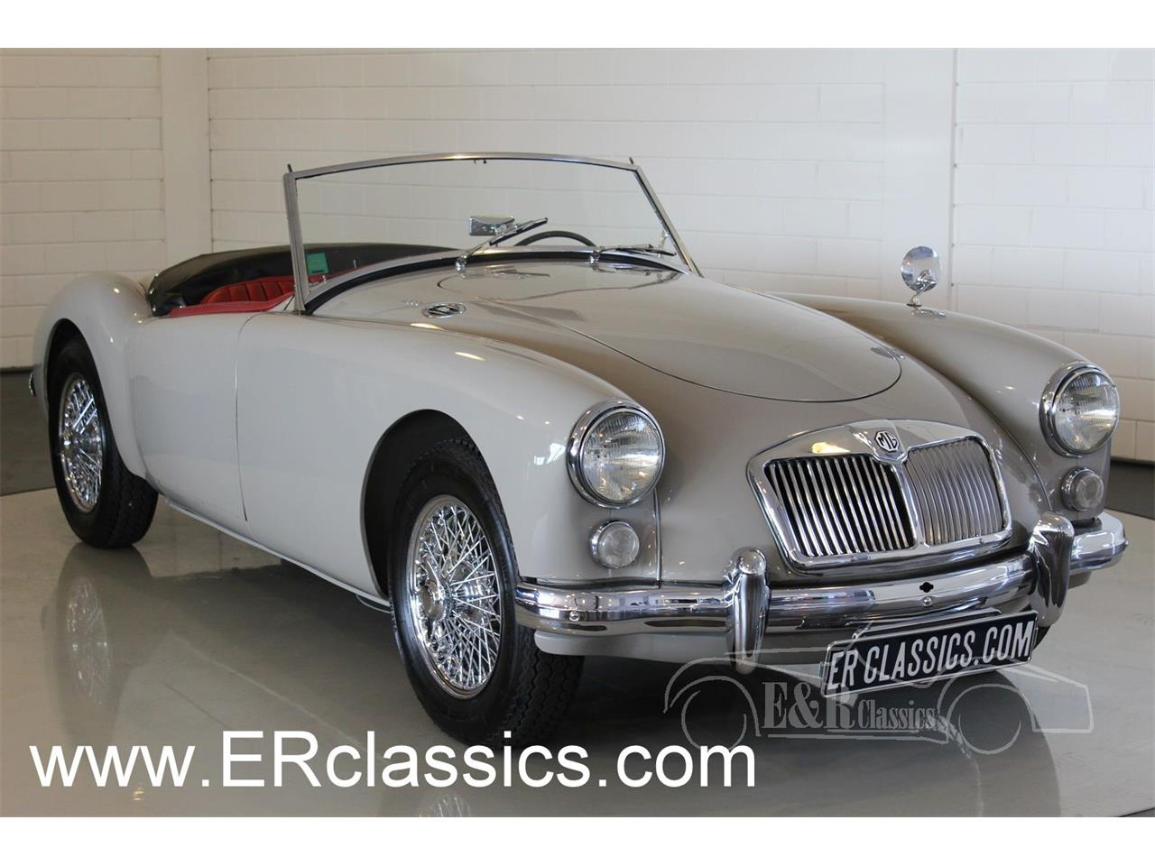 Large Picture of Classic '59 MGA - $51,000.00 - M8JW