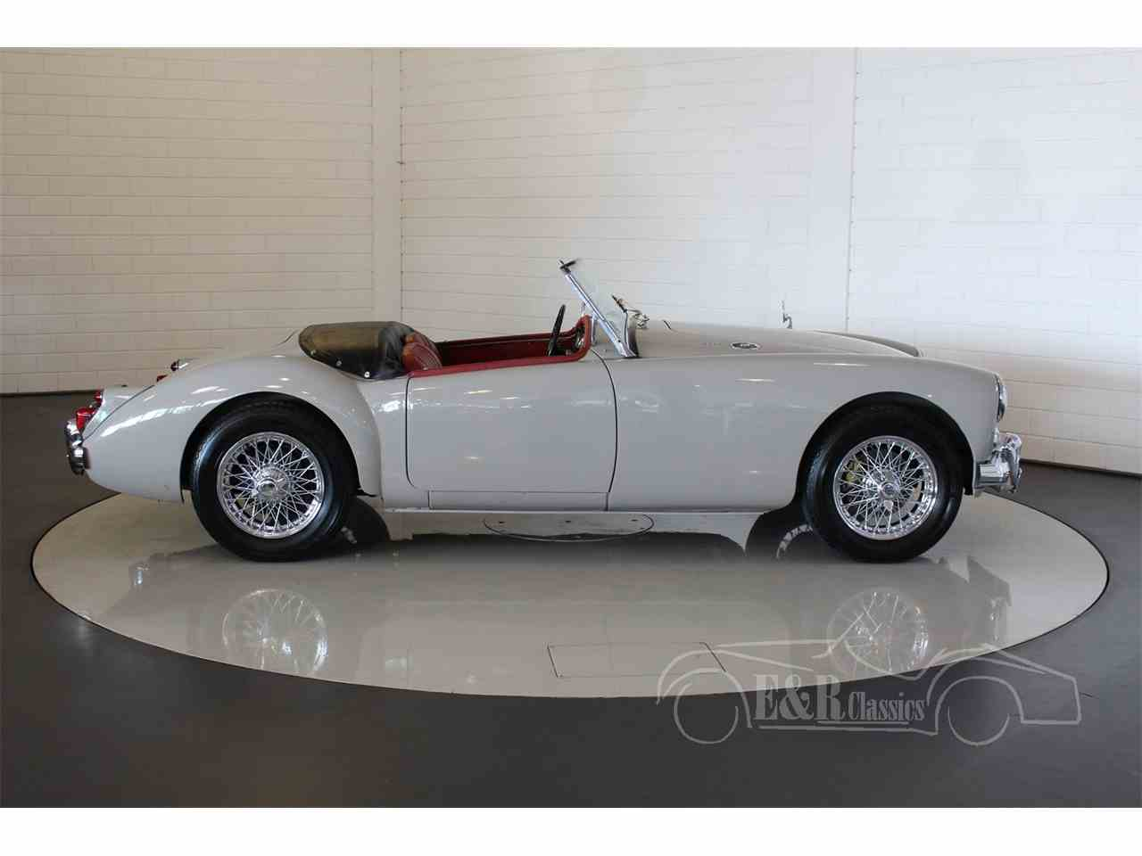 Large Picture of '59 MGA - M8JW