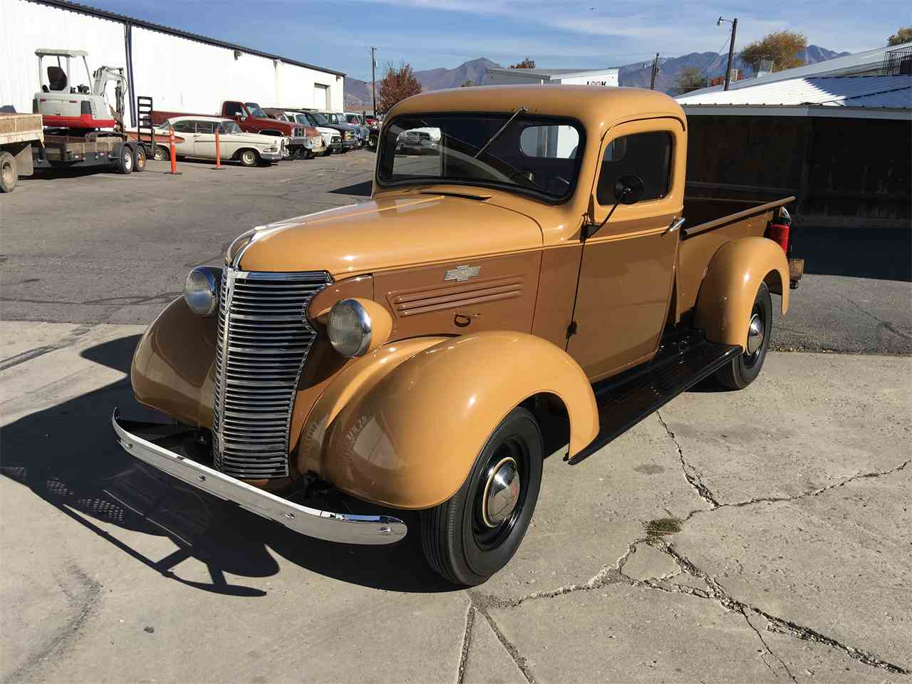 1938 Chevrolet Pickup for Sale | ClicCars.com | CC-1037540