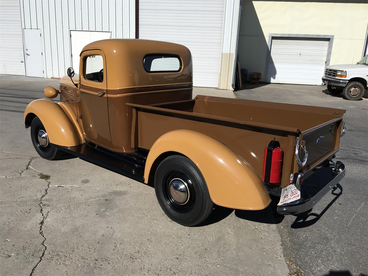 Large Picture of '38 Pickup - M8KK