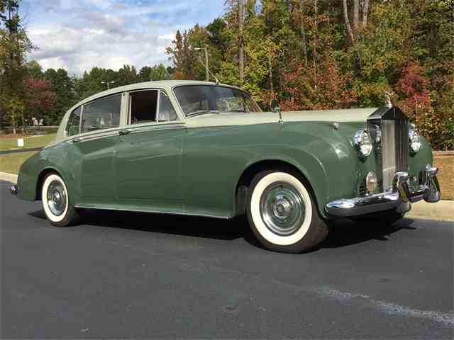 Picture of Classic 1962 Rolls-Royce Silver Cloud II located in North Carolina - $45,000.00 - M8KP