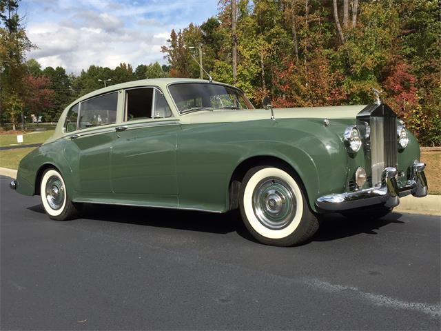 Picture of Classic 1962 Silver Cloud II - M8KP