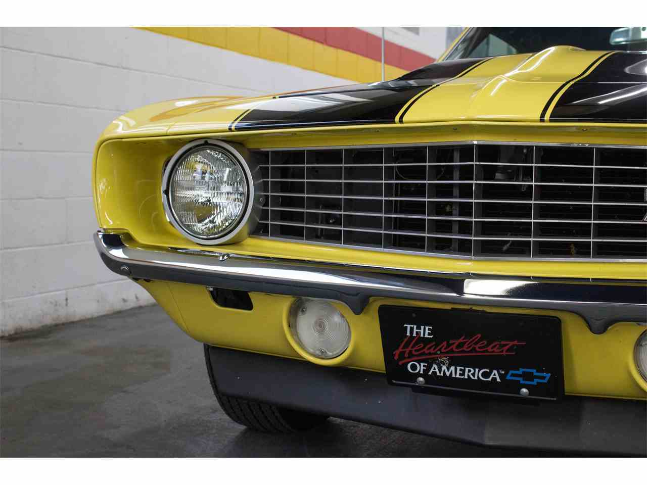 Large Picture of Classic 1969 Chevrolet Camaro Z28 located in Quebec Offered by John Scotti Classic Cars - M8KS