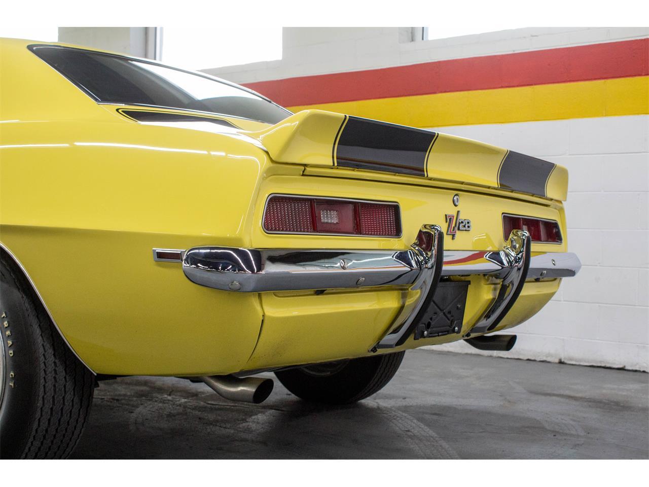 Large Picture of '69 Camaro Z28 - M8KS