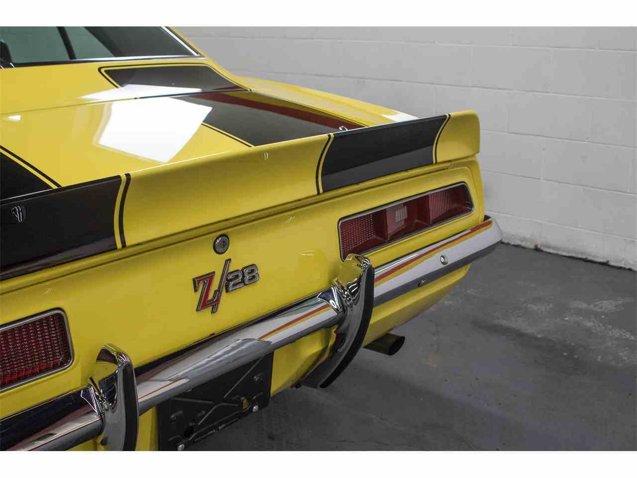 Large Picture of Classic '69 Chevrolet Camaro Z28 located in Quebec - $79,000.00 Offered by John Scotti Classic Cars - M8KS