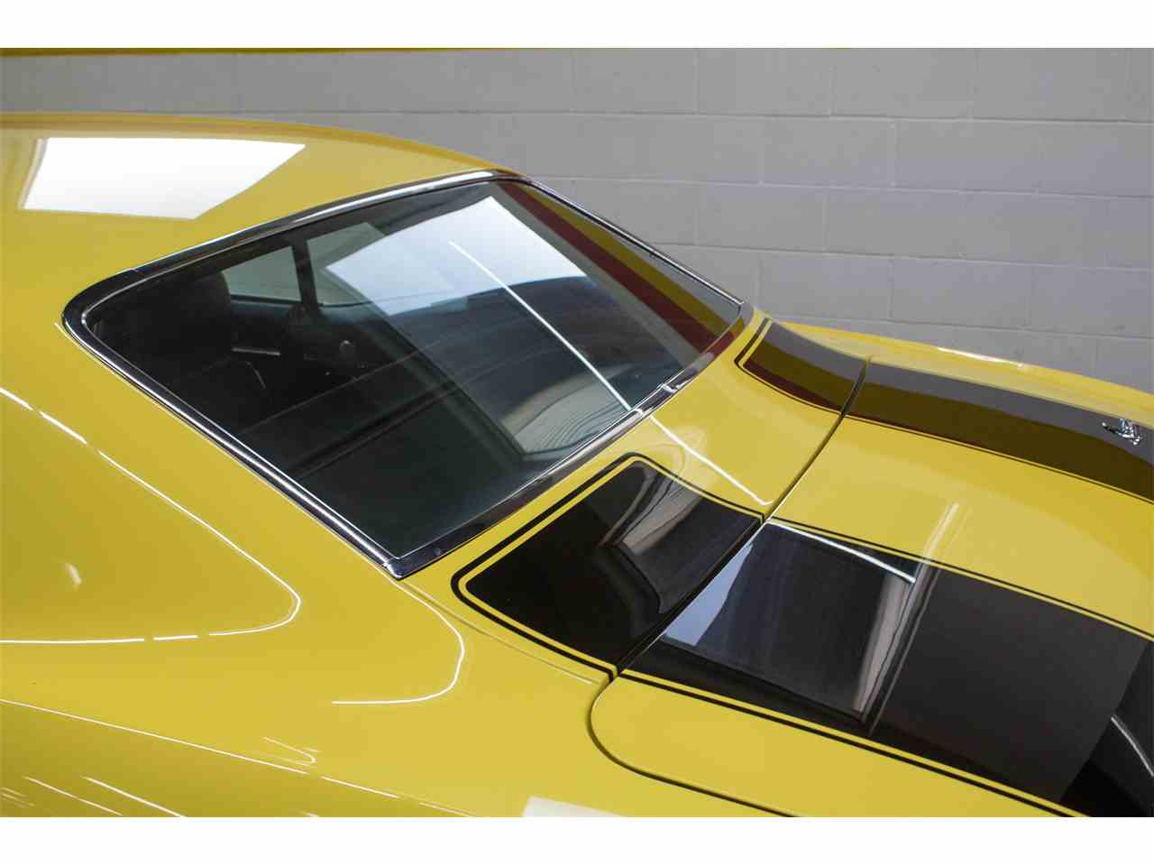 Large Picture of 1969 Camaro Z28 located in Montreal Quebec Offered by John Scotti Classic Cars - M8KS