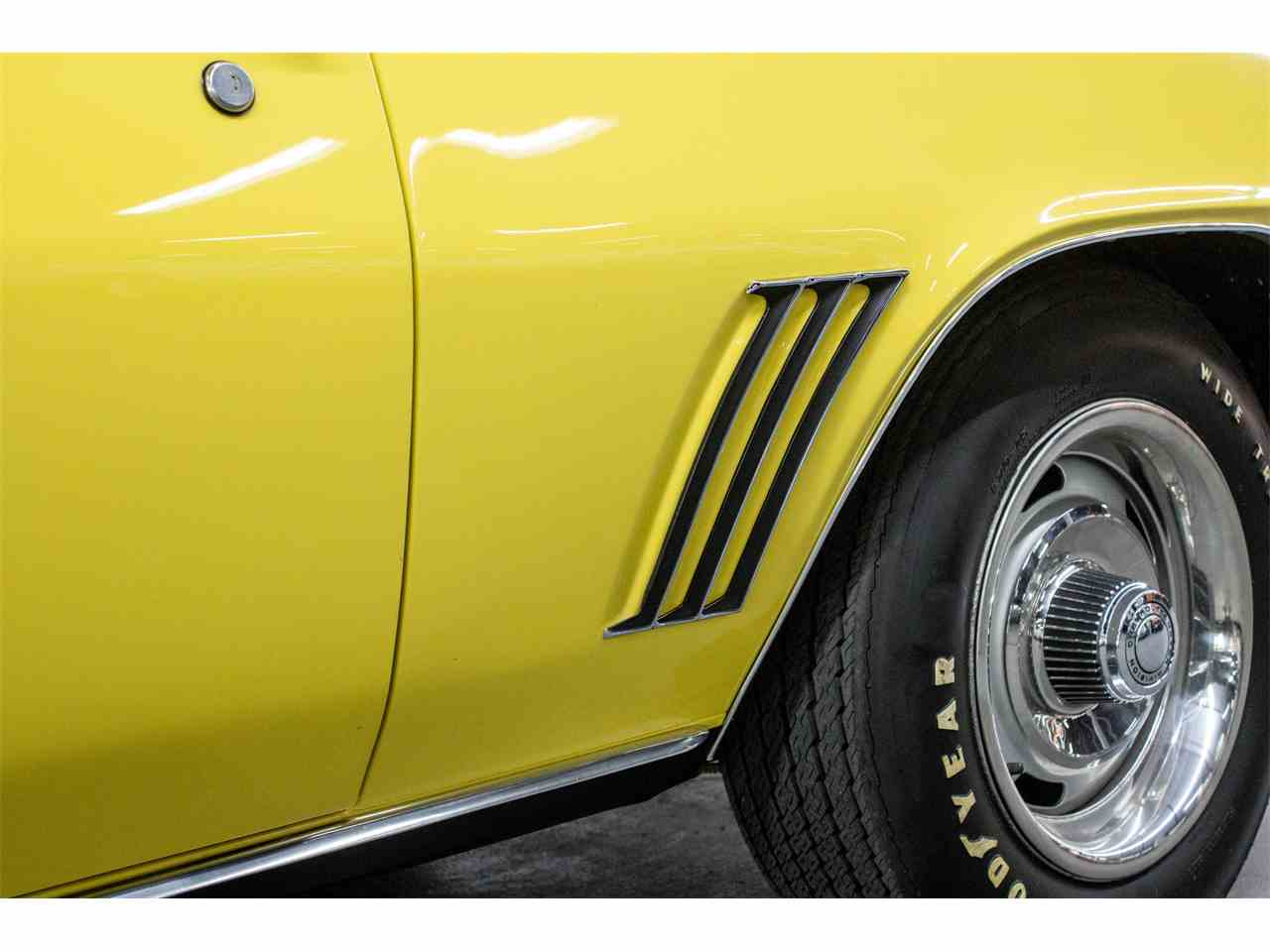 Large Picture of Classic '69 Camaro Z28 located in Quebec - $79,000.00 Offered by John Scotti Classic Cars - M8KS